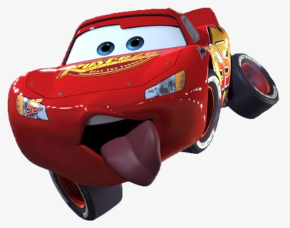 free lightning mcqueen clip art with no background - clipartkey