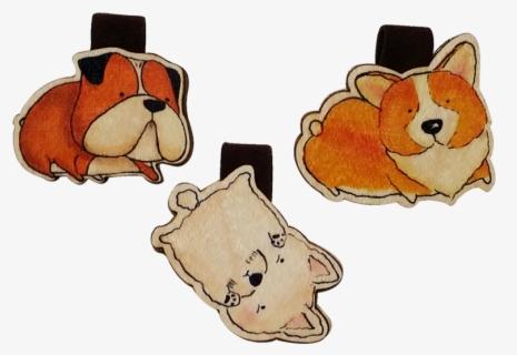 Set 3 Dogs Corgi Src Cdn Cartoon Free Transparent Clipart Clipartkey