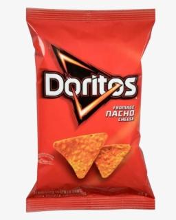 Doritos Nacho Cheese Chips • - Doritos Nacho Cheese Flavored Tortilla Chips  9.75 Ounce - Free Transparent PNG Download - PNGkey