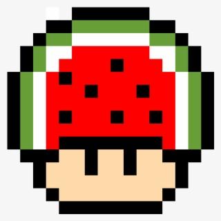 Transparent Mario 1 Up Png 4k Mario Skull Mushroom Free