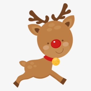 Free Reindeer Clip Art with No Background - ClipartKey