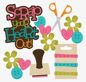 Free Scrapbook Clip Art With No Background Clipartkey