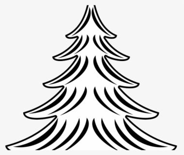 Gambar Sketsa Pohon Natal Free Transparent Clipart Clipartkey