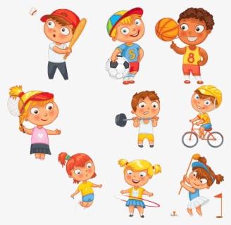 Children Hobbies Free Transparent Clipart Clipartkey