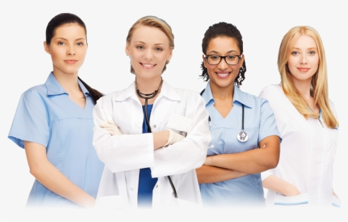 Doctors And Nurses Png Doctor Nurse Png Free Transparent Clipart Clipartkey