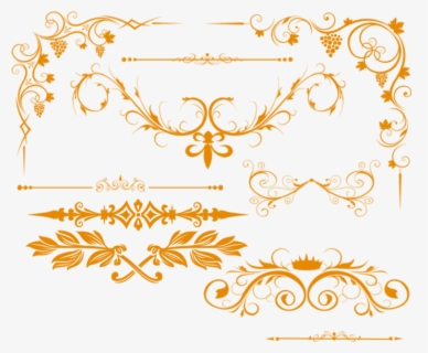 Free Wedding Border Clip Art With No Background Clipartkey