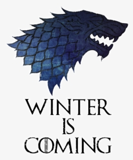 Game Of Thrones Logo Png Winter Is Coming Game Of Thrones Logo Free Transparent Clipart Clipartkey