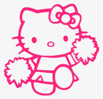 Hello Kitty Clipart Picture Ballerina Hello Kitty Coloring Pages Free Transparent Clipart Clipartkey