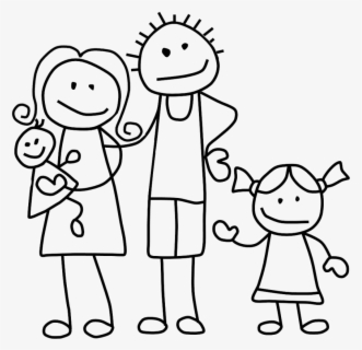 Free Black Family Clip Art With No Background Clipartkey