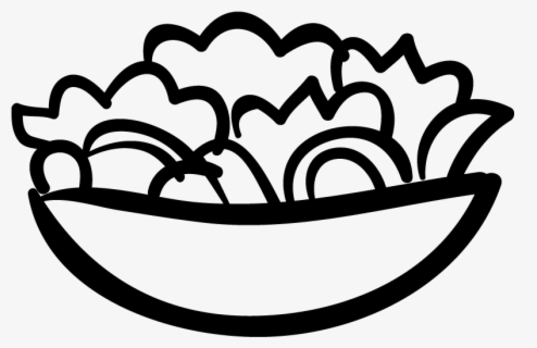 Free Salad Black And White Clip Art With No Background Clipartkey Watercolor and ink salad clipart set is ready to use for scrapbooking, stickers, planners or journals, party supplies and so much more! free salad black and white clip art