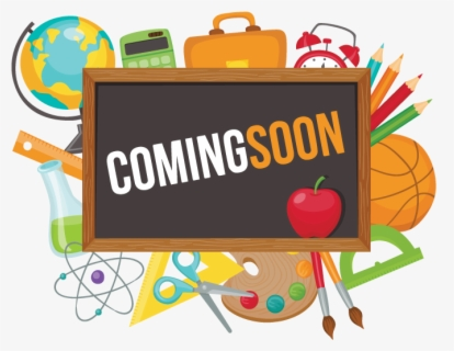 Free Coming Soon Clip Art with No Background - ClipartKey