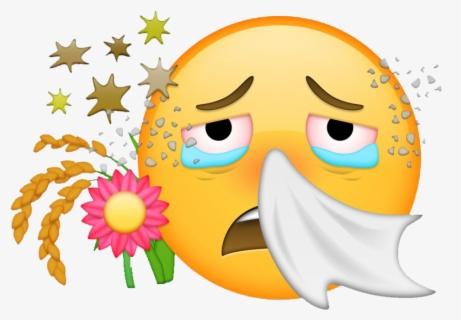 sneezing emoticon cough emoji png free transparent clipart clipartkey sneezing emoticon cough emoji png
