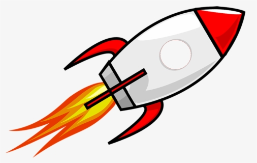 Free Rocket Clip Art with No Background - ClipartKey