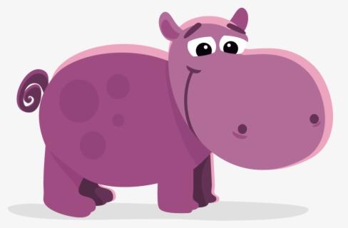 Hippopotamus clipart free images - ClipartBarn