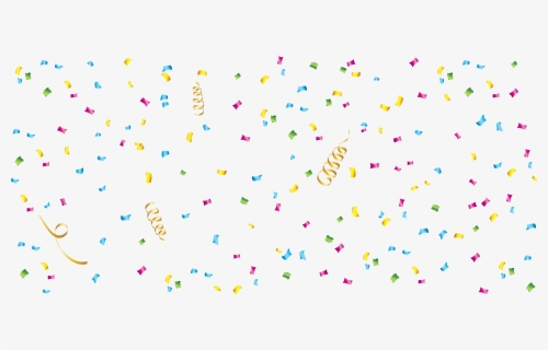 Colorful Polka Confetti Dotted Starry Background Stock Vector (Royalty Free)  1041657955
