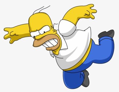Homer Simpson Bart Simpson Lisa Simpson D Homer Simpson Png Free Transparent Clipart Clipartkey