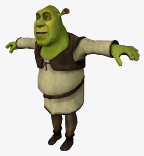 Shrek Meme Birthday Card Shrek Emoji Free Transparent Clipart Clipartkey