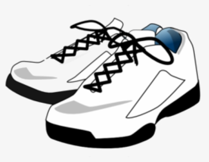 Free Track Shoes Clip Art with No Background , ClipartKey