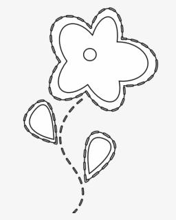 Easter Flower Black White Plant Quetzal Valentine 555px - Topo In Bianco E Nero, Transparent Clipart