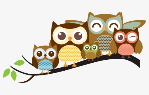 Free Cute Owls Clip Art with No Background - ClipartKey