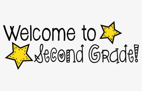 28 Collection Of 2nd Grade Clipart - Welcome To Second Grade , Free Transparent Clipart - ClipartKey