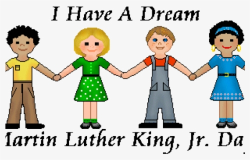 Free MLK Day Clipart - Martin Luther King, Jr. Images