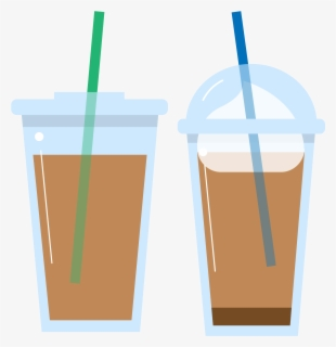 Free Iced Coffee Clip Art With No Background Clipartkey