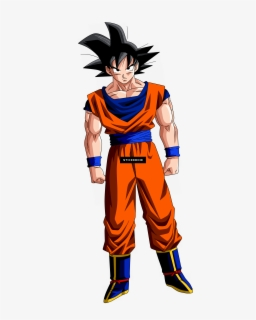 Free Goku Clip Art With No Background Clipartkey