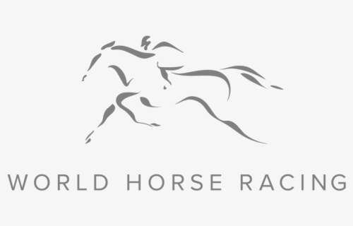 World Horse Racing Logo Free Transparent Clipart Clipartkey