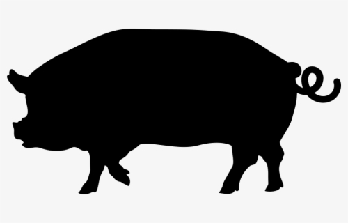 Free Pig Silhouette Clip Art With No Background Clipartkey The best selection of royalty free pig silhouette vector art, graphics and stock illustrations. free pig silhouette clip art with no