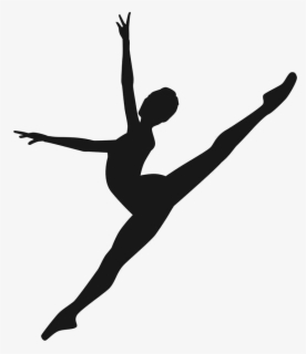Free Dance Silhouette Clip Art With No Background Clipartkey
