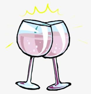 Wineglass Wine Glass Drink Cartoon Wine Glass Clipart Free Transparent Clipart Clipartkey